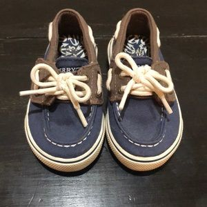 Toddler Sperry Top-Sider shoe
